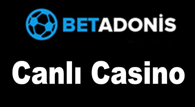 Betadonis Canlı Casino