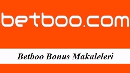 Betboo Bonus Makaleleri