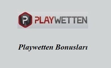Playwetten Bonusları